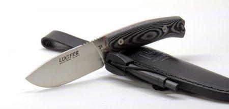 Bushcraft / Túra és kiránduló kés / Lucifer