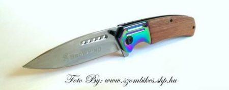 Taktikai félautomata zsebkés , kés